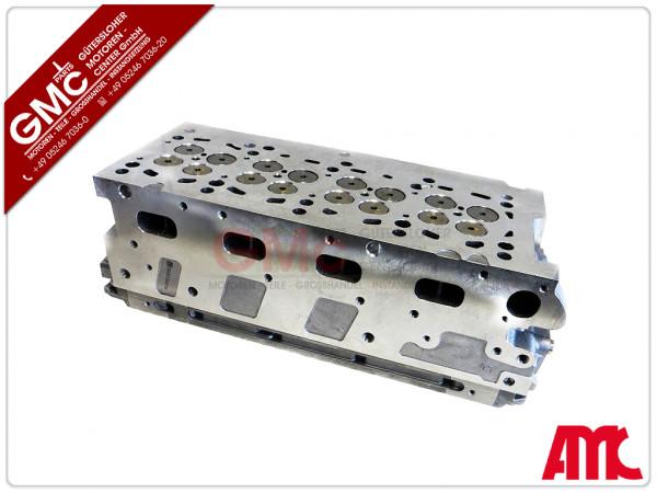 Zylinderkopf für VW Amarok Crafter 2,0TDi CR CBDA CDCA mit Ventilen