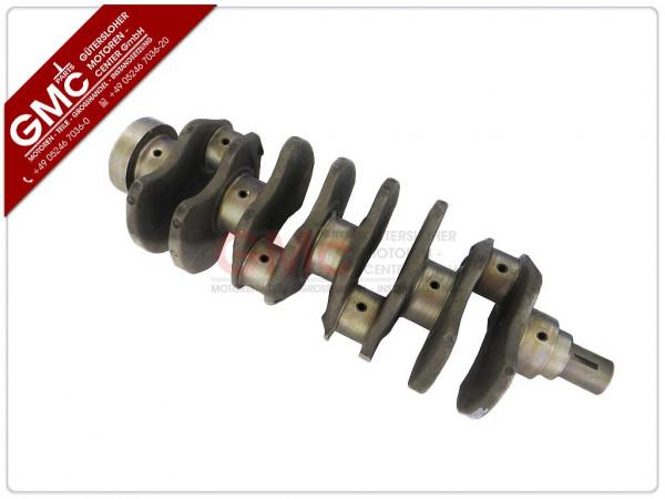 Kurbelwelle gebraucht instandgesetzt für Mitsubishi 1,8D / TD 4D65/ 4D65T