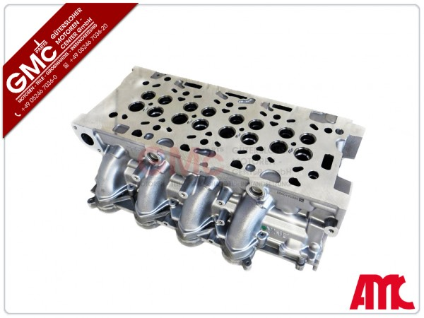Zylinderkopf Neu für PSA Ford Citroen Peugeot 9HX 9HZ DV6 1,6HDi 1,6TDCi nackt
