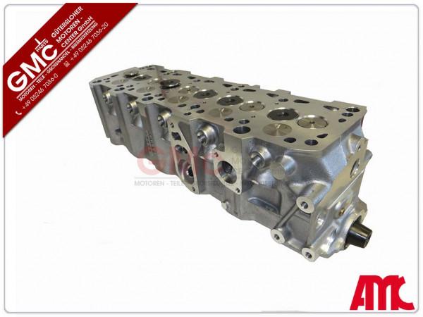 Zylinderkopf Neu für VW T4 2,4D AAB AJB AJA bis Bj 94 mit Ventilen + Nockenwelle
