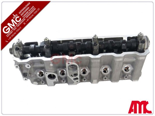 Zylinderkopf Neu für VW T4 2,4D AAB AJB AJA ab Bj 95 mit Ventilen+Nockenwelle