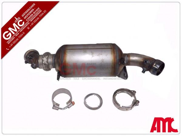 Dieselpartikelfilter DPF für VW Crafter 2,0/2,5TDi BJL BJM OE-Line + Montagekit