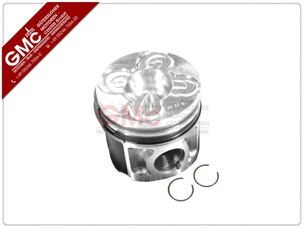 Kolben incl. Kolbenringe für Audi 2,5TDi V6 Zyl 4-6 0,25 Ø78,56 links 150PS AKN