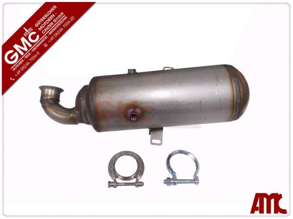 Dieselpartikelfilter DPF für PSA Peugeot 1,6HDi DV6 9HX 9HZ 9HS 9HV + Montagekit