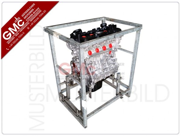 Motor Austauschmotor für BMW M57-D30 (30.6D3) im AT