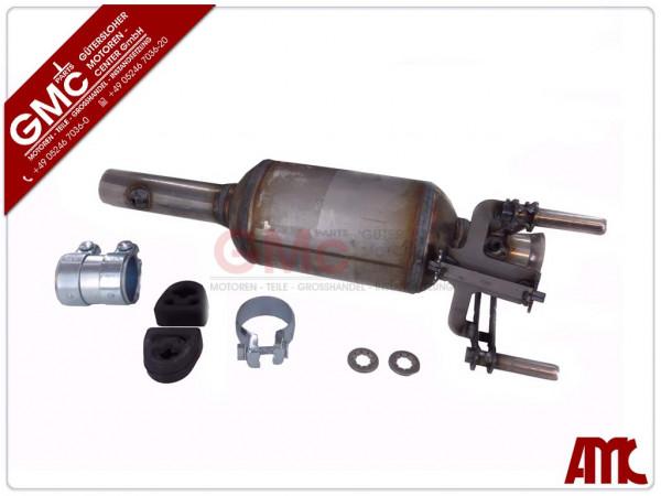 Dieselpartikel MB Sprinter