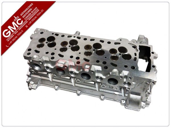 Zylinderkopf für Mercedes A160/ A170CDI OM668.940/942/914 mit Ventilen instandgesetzt