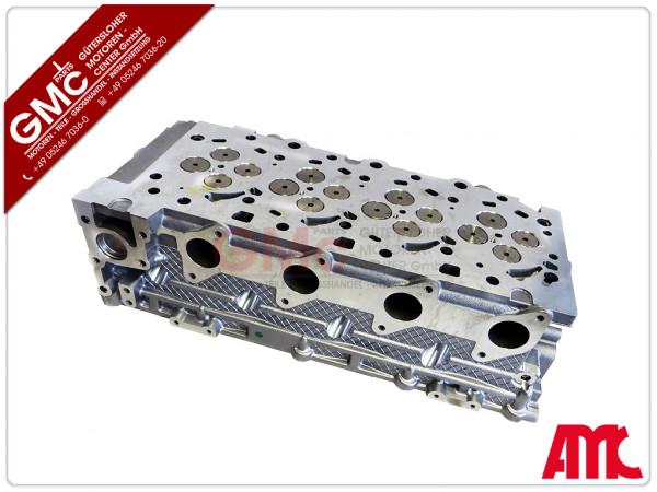Zylinderkopf Neu für Kia Hyundai 2,5CRDi D4CB mit Ventilen OHNE Nockenwelle