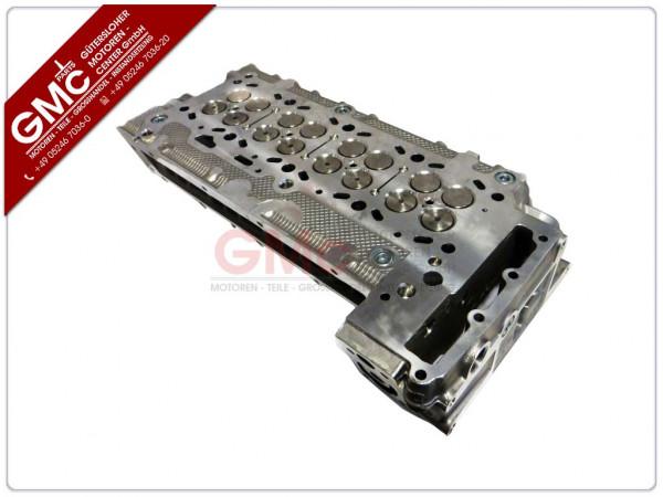 Zylinderkopf Neu für Fiat Iveco 3.0JTD F1CE0481A mit AGR mit Ventilen im AT