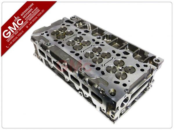 Zylinderkopf für Fiat Ducato Iveco Daily 2,3JTD F1AE0481 mit Ventilen im AT instandgesetzt
