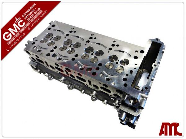 Zylinderkopf Neu für VW T5 2,0BiTDi CFCA mit Ventilen inkl. Kopfschrauben