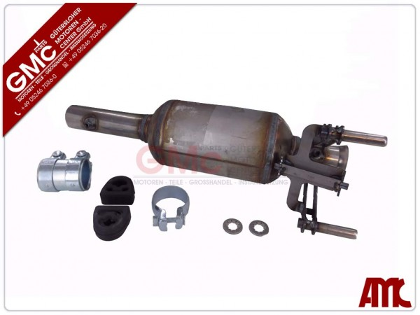 Dieselpartikelfilter MB Sprinter
